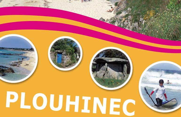 Agence de communication brest identit visuelle agence komelya - Office tourisme plouhinec ...