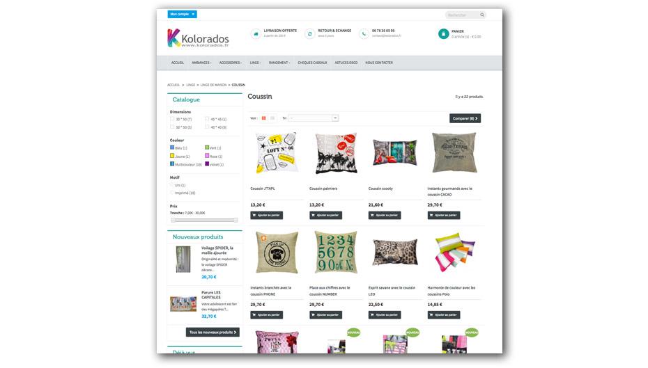 création site e-commerce quimper