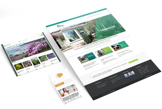 creation site internet quimper brest