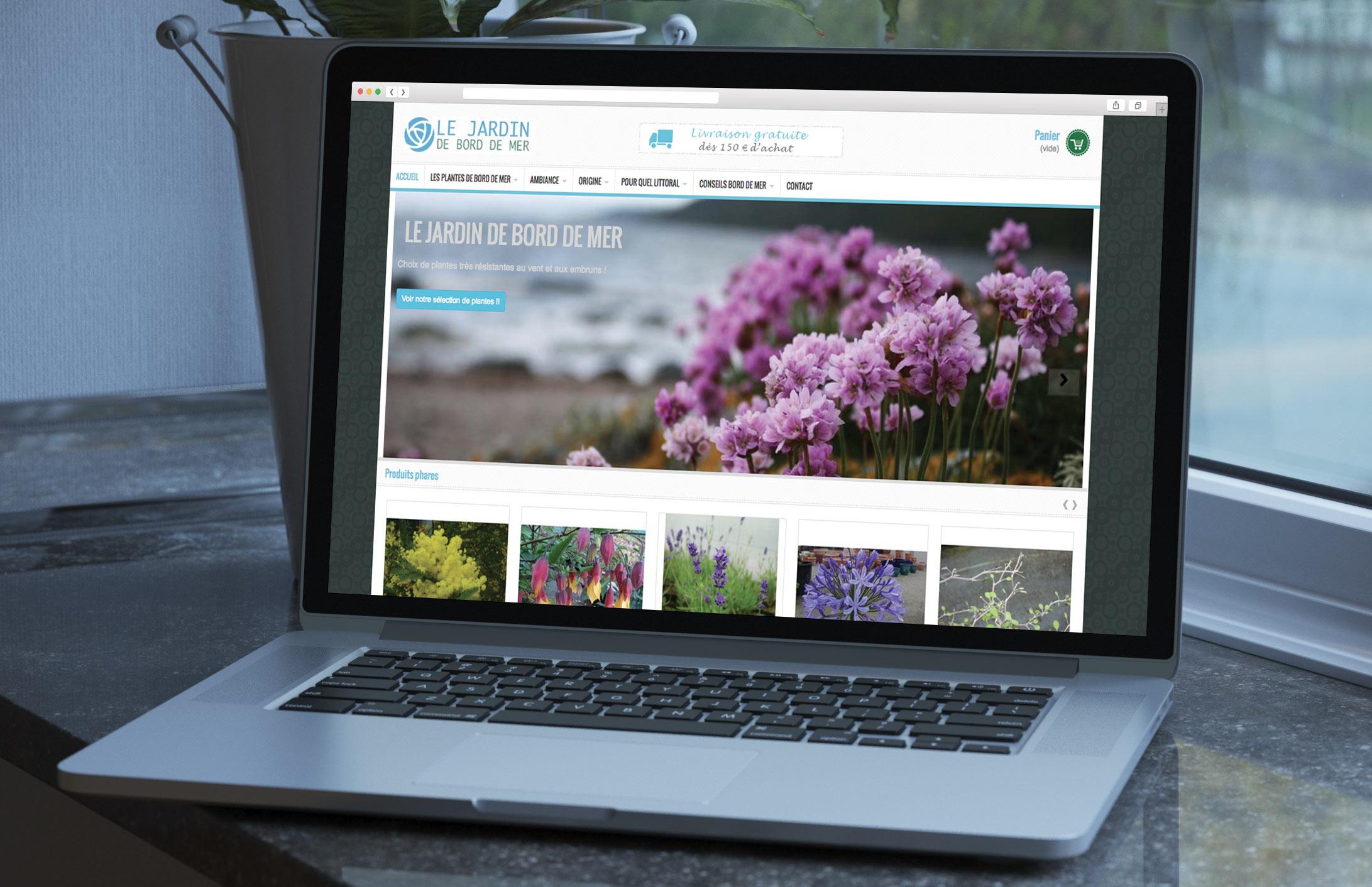 création site e-commerce prestashop brest quimper
