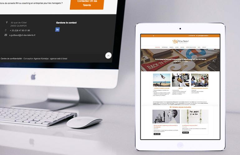 creation site internet quimper
