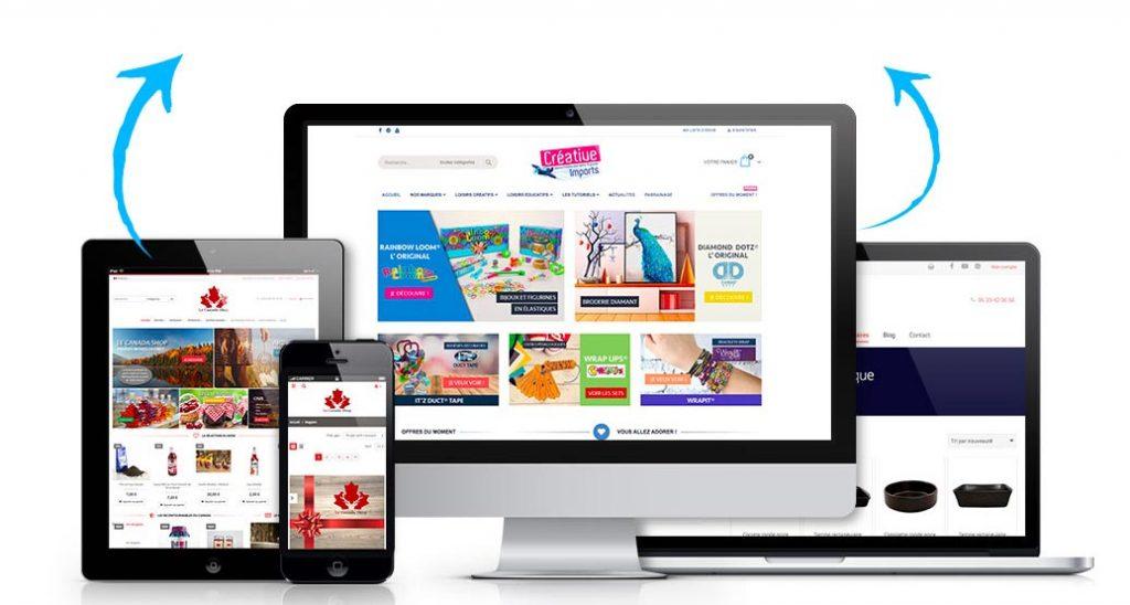 f85c19bc186 Création de votre site e-commerce. Bénéficiez d une stratégie