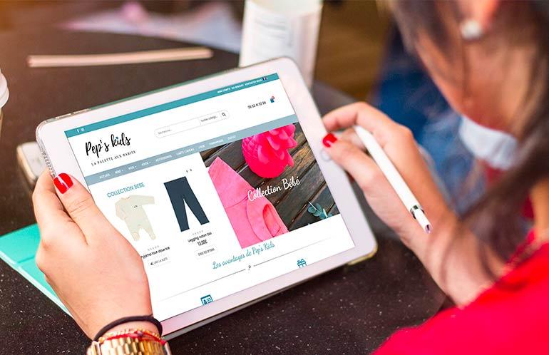 e090618681b Site e-commerce Créative Imports
