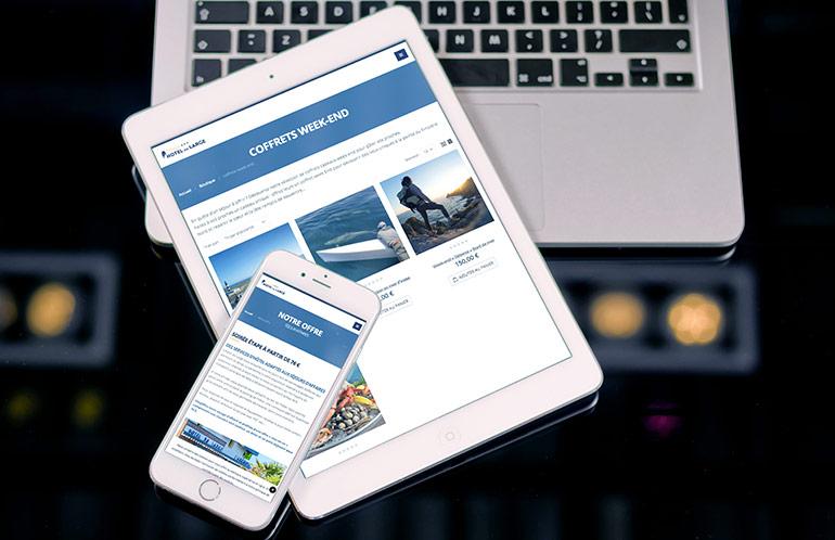 création site internet et site e-commerce brest