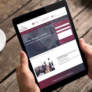 création site web brest