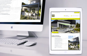 creation site web brest ixo deco