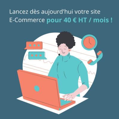 Création site internet brest solution de site e-commerce