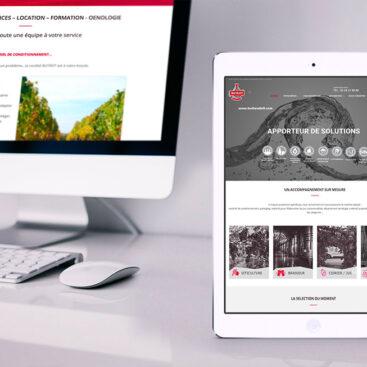 création site internet brest